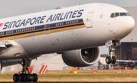 9V-SWU - Singapore Airlines Boeing 777-300ER aircraft