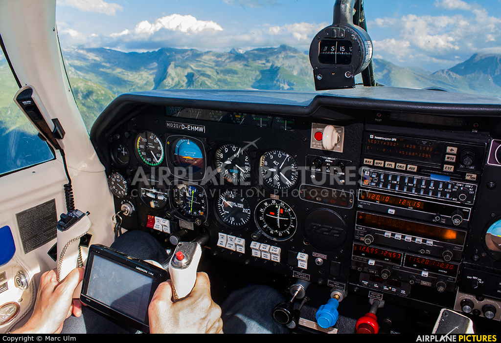 Private D-EHMW aircraft at In Flight - Austria