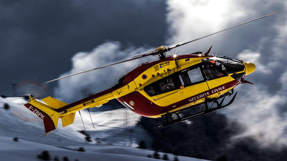 F-ZBPK - France - Sécurité Civile Eurocopter EC145