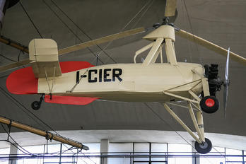 I-CIER - Private Cierva C.30