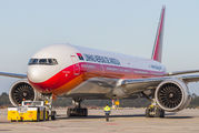 D2-TEH - TAAG - Angola Airlines Boeing 777-300 aircraft