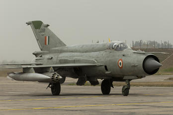 CU2189 - India - Air Force Mikoyan-Gurevich MiG-21bisUPG Bison