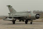 CU2189 - India - Air Force Mikoyan-Gurevich MiG-21bisUPG Bison aircraft