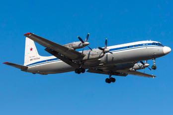 RF-75496 - Russia - Air Force Ilyushin Il-18 (all models)