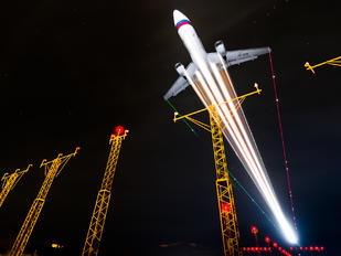 VQ-BFM - Rossiya Airbus A320