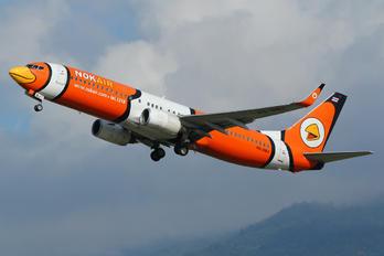 HS-DBJ - Nok Air Boeing 737-800