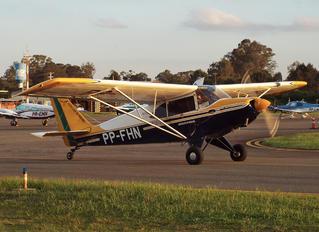 PP-FHN - Aeroclube do Paraná Aero Boero AB-115