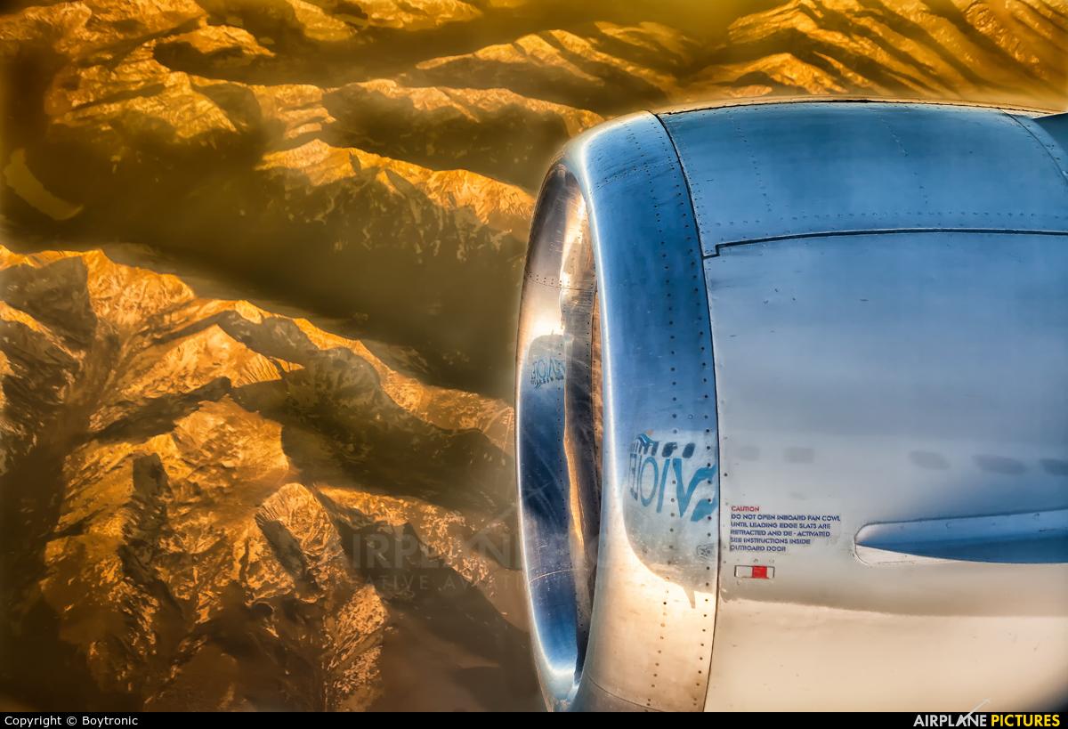 YU-AND - Aviolet Boeing 737-300 at In Flight - Turkey