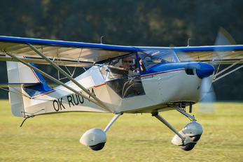 OK-RUU 24 - Private EuroFOX Microlight