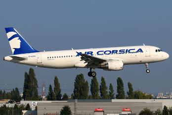 F-HZPG - Air Corsica Airbus A320