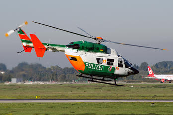 D-HNWK - Germany - Police Eurocopter BK117