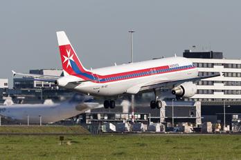 9H-AEI - Air Malta Airbus A320