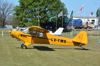 LV-YMS - Private Piper J3 Cub