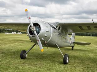 N3458V - Private Cessna 195 (all models)
