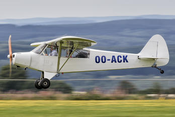 OO-ACK - Private Piper PA-19 Super Cub