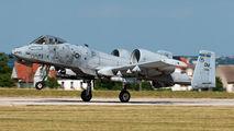 81-0945 - USA - Air Force Fairchild A-10 Thunderbolt II (all models) aircraft