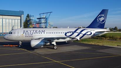OK-OER - Saudi Arabian Airlines Airbus A319