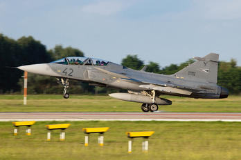 42 - Hungary - Air Force SAAB JAS 39C Gripen