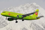 VQ-BDF - S7 Airlines Airbus A320 aircraft