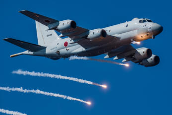 51-5504 - Japan - Maritime Self-Defense Force Kawasaki P-1