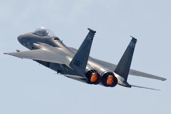 82162 - USA - Army National Guard McDonnell Douglas F-15C Eagle