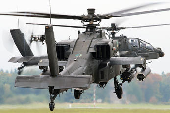 Q-29 - Netherlands - Air Force Boeing AH-64D Apache