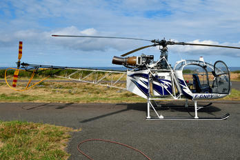 F-GNPY - Heli Club de Bourbon Sud Aviation SA-313 / 318 Alouette II (all models)