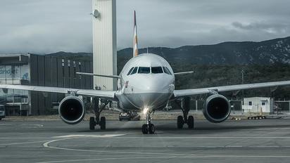 D-AKNG - Germanwings Airbus A319