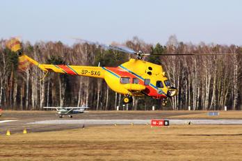 SP-SXG - Heliseco Mil Mi-2