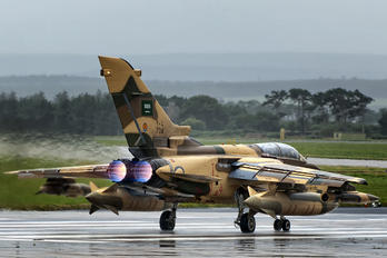 704 - Saudi Arabia - Air Force Panavia Tornado - IDS