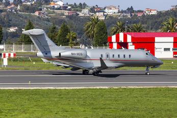 9H-VCG - Vistajet Bombardier BD-100 Challenger 350 series