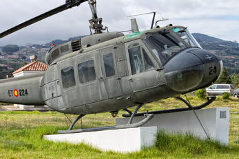 HU.10B-50 - Spain - Army Bell UH-1H Iroquois