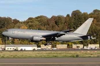 N462KC - USA - Air Force Boeing KC-46A Pegasus