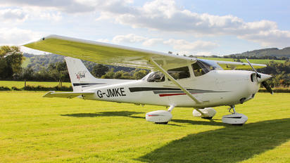 G-JMKE - Private Cessna 172 Skyhawk (all models except RG)