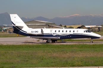 SU-SMD - Smart Aviation Cessna 680 Sovereign