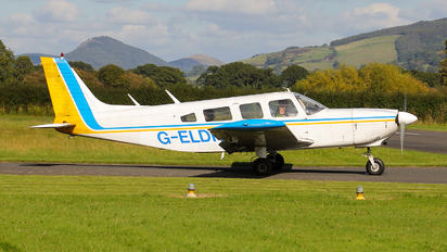 G-ELDR - Private Piper PA-32 Cherokee Six