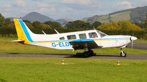 G-ELDR - Private Piper PA-32 Cherokee Six aircraft