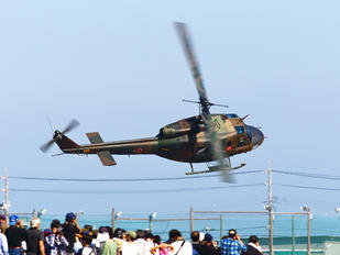 41827 - Japan - Ground Self Defense Force Fuji UH-1J