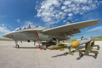 MM55144 - Italy - Air Force Leonardo- Finmeccanica M-346 Master/ Lavi/ Bielik