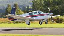 G-BJHB - Private Mooney M20J aircraft