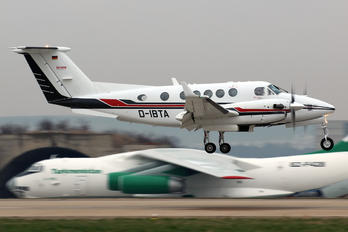 D-IBTA - Brose Beechcraft 200 King Air
