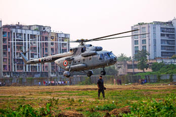 Z-3349 - India - Air Force Mil Mi-17-1V