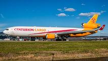 N987AR - Centurion Air Cargo McDonnell Douglas MD-11F aircraft
