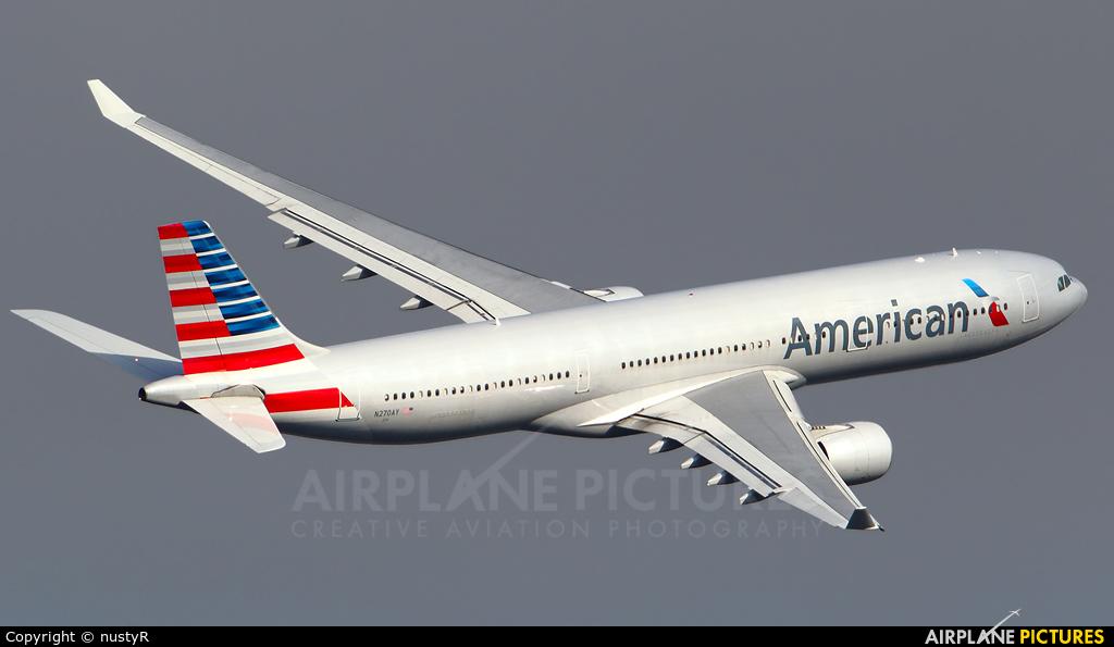 American Airlines N270AY aircraft at London - Heathrow