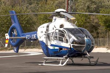 EC-JUE - Sescam Eurocopter EC135 (all models)