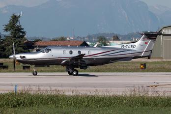 M-YLEO - Private Pilatus PC-12