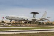 LX-N 90444 - NATO Boeing E-3A Sentry aircraft