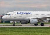 D-AILH - Lufthansa Airbus A319 aircraft