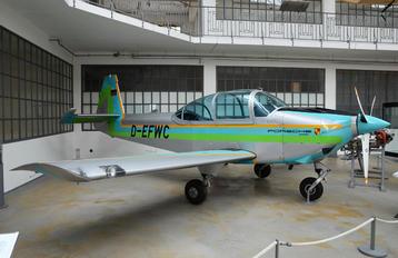 D-EFWC - Private MBB 223M-4 Flamingo