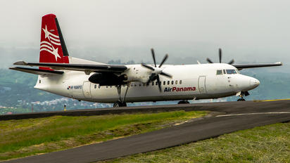 HP-1606PST - Air Panama Fokker 50